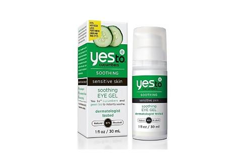 Yes To Cucumbers Soothing Eye Gel - Augengel