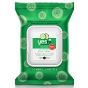 Yes To Cucumbers Facial Towelettes - Reinigungstücher