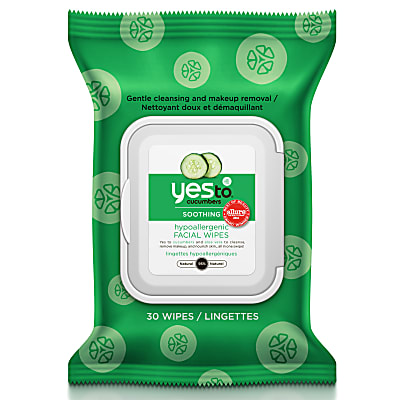 Yes To Cucumbers Facial Towelettes - Reinigungstücher