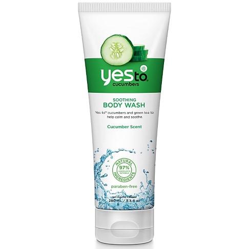 Yes To Cucumbers Calming Body Wash - Duschgel 280 ml