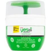 Yes to Cucumbers Exfoliating Cleansing Balm - Reinigungsbalsam mit Spa Qualität