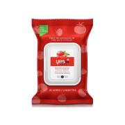 Yes to Tomatoes Blemish Clearing Facial Wipes - Reinigungstücher für unreine Haut