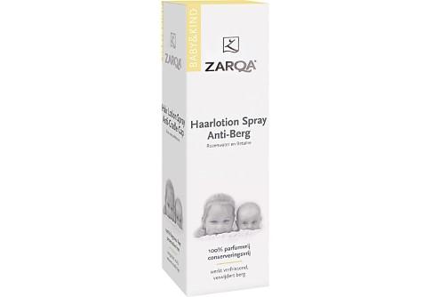 Zarqa Baby & Kind Haarlotion Spray Anti-Milchschorf