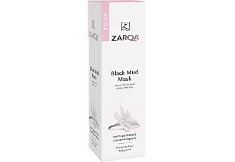 Zarqa Black Mud Mask - Maske mit schwarzem Schlamm aus dem Toten Meer 150 ml