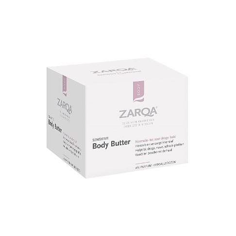 Zarqa Sensitive Body Butter 250ml - Körperbutter