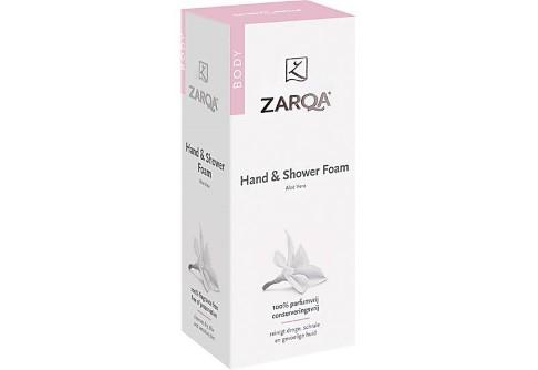 Zarqa Hand & Shower Foam 250ml - Hand- und Duschschaum