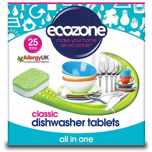 Ecozone Classic All in One Spülmaschinen-Tabs