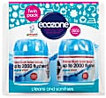 Ecozone Forever Flush Toilet Block 2000 - Twin Pack