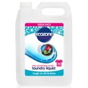 Ecozone Ultra Concentrated Non-Bio Laundry Liquid - Flüssigwaschmittel 5L