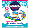 Ecozone ultra all in one Spülmaschinentabs - 25 Tabs