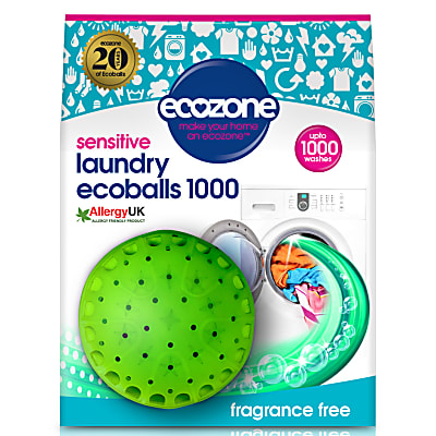 Ecozone Eco balls - 1000 Waschgänge